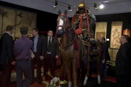 Выставка «САМУРАИ. ART of WAR» в Москве