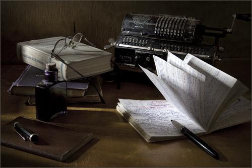 Натюрморты со старыми вещами. Фотографии Александра Сенникова