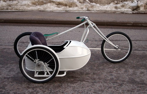 Выбираем  велосипед. Персональная альтернатива городскому транспорту