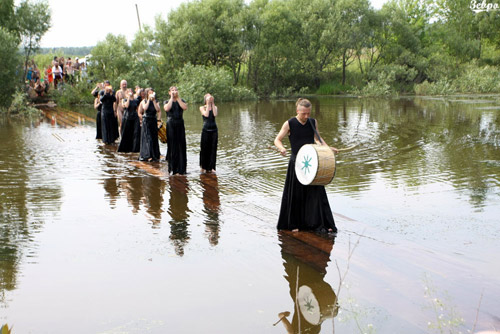 Фестиваль ландшафтных объектов «Архстояние 2010». Фоторепортаж
