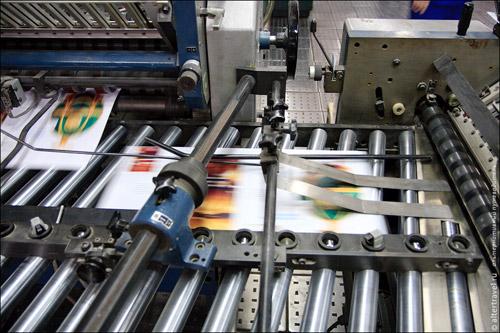 Как работает типография. Производственный репортаж из Издательско-Полиграфического Комплекса ИТАР-ТАСС