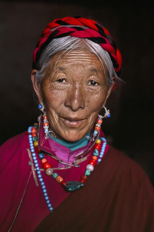 Портреты Стива МакКарри. Афганская девушка и другие незабываемые лица