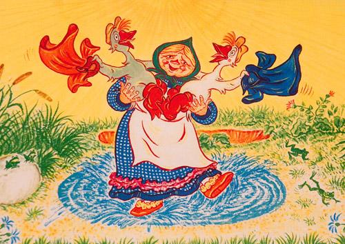 Фестиваль мультфильмов «Союзмультфильм». Первая выставка раритетных кукол 1960-80х гг. в Подмосковье