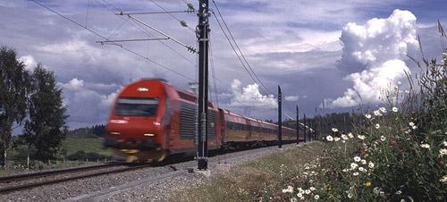 10 самых красивых железнодорожных маршрутов планеты