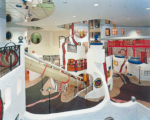 Фриденсрайх Хундертвассер. Friedensreich Hundertwasser. Архитектор, художник и тот еще философ