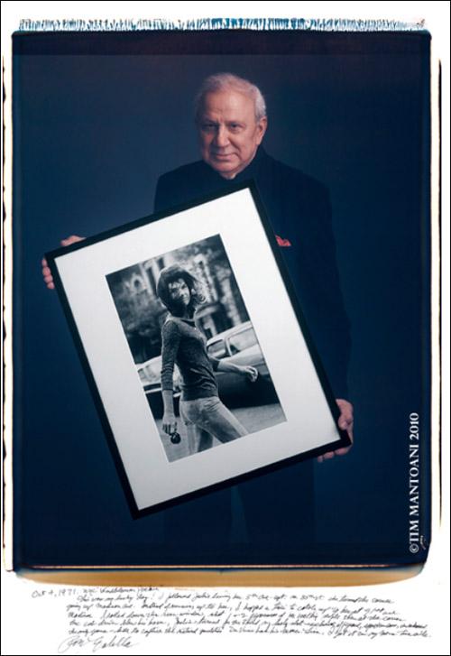 Фотографы и их фотографии. Знаковые кадры современности и их авторы в проекте Тима Мэнтоани