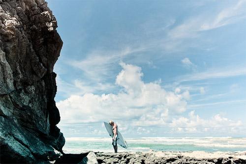 Christopher Wilson - новые серии Skydiving и Surfing. 55 фото.