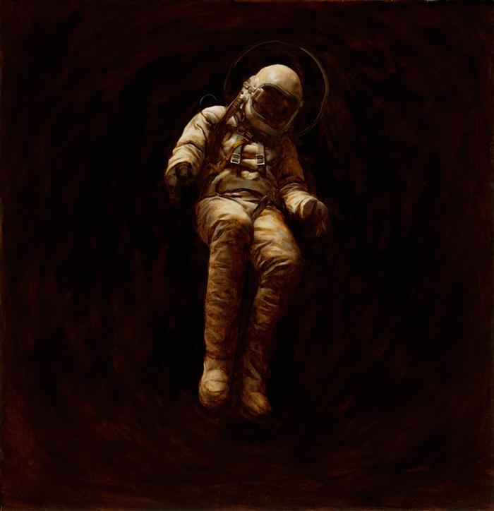 Реалистичный сюрреализм на картинах Jeremy Geddes