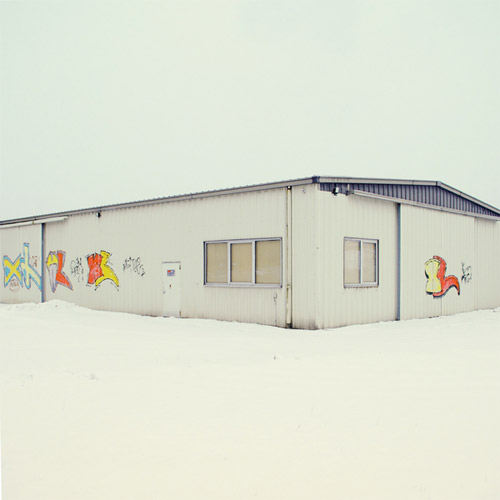 «Snow Blind» Маттиаса Хейдерика. Все оттенки белого в одной фотосессии