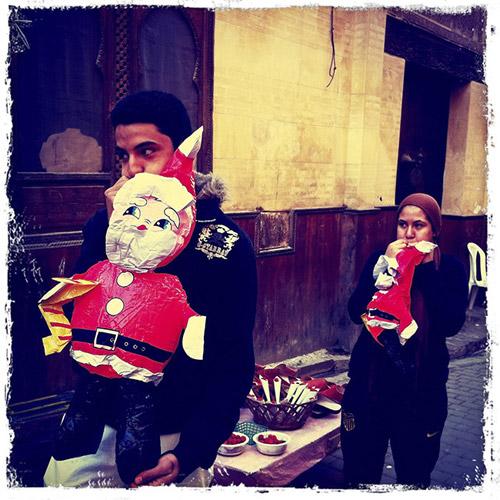 Из Испании в Марокко. Спонтанные прогулки с iPhone в руках Влада Сохина
