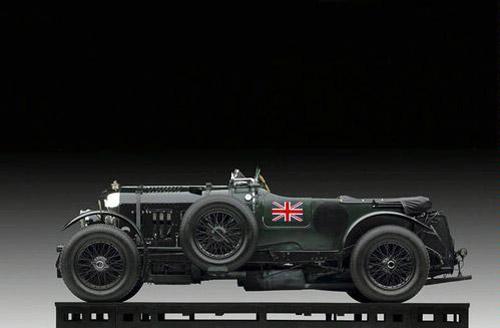 Коллекционные автомобили в гараже модельера Ральфа Лорена