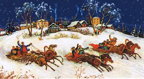 Масленица! Веселые проводы зимы / 28 февраля - 6 марта 2011 года