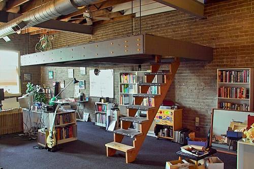 Интерьер в стиле LOFT как культ свободного пространства