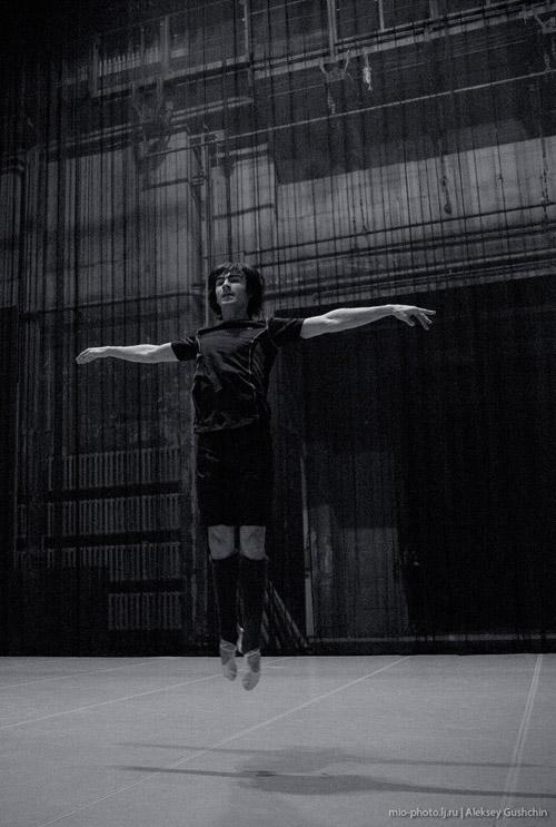 Закулисье Пермского балета. Фоторепортаж о прекрасном Алекся Гущина