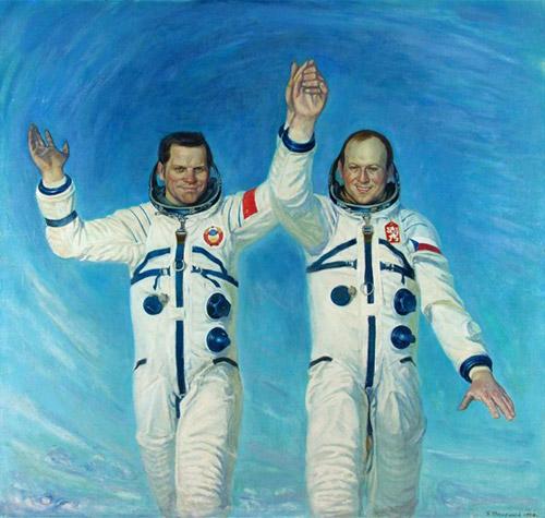 Выставка «За неделю до полета» к 50-летию первого полета человека в космос
