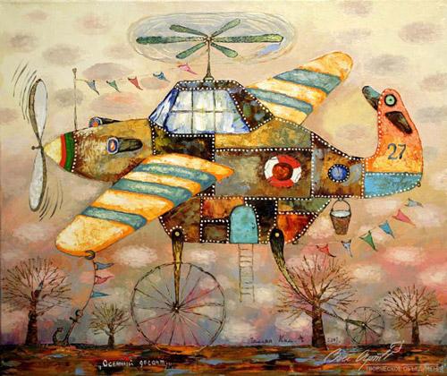 Сказки художницы Галины Ким