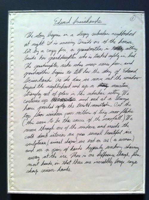 Скелеты в шкафу Тима Бертона. Большая ретроспектива творчества режиссера в Лос-Анджелесе