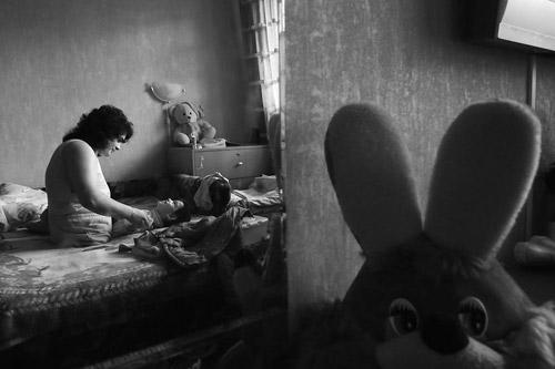 Про Наташу. Фотоистория о трагической судьбе одного человека