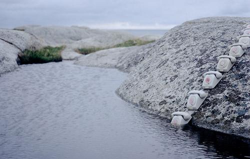 Природа вещей. Серия фотографий Rune Guneriussen