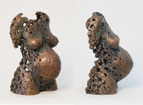 Дзен-скульптуры. Философия буддизма от Sukhi Barber