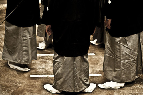 Искусство сумо. Исконно японская борьба тяжеловесов