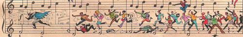 Живые ноты от творческого дуэта «Тоже люди»