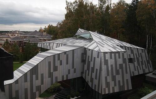 Премия Дом Года-2012. Лучшие новые здания российской архитектуры