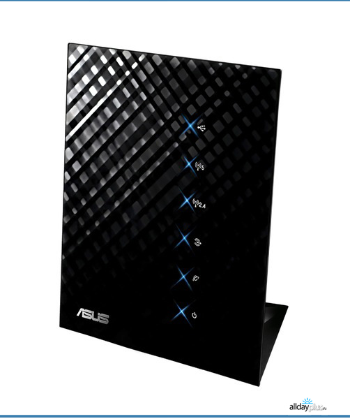 Asus RT-N56U Black Diamond - дизайнерский WiFi роутер