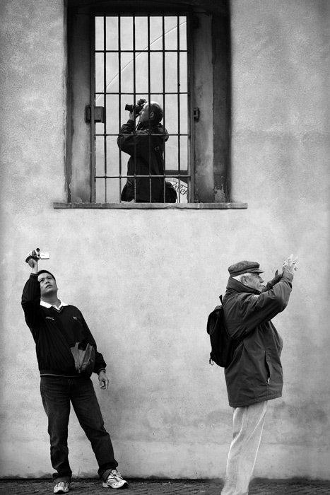 Жанровая фотография. Уличные шедевры Erdal Kenaci. Часть 1.