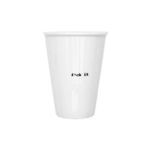 Helen b ceramic cup in white
