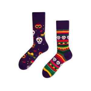 Many Mornings mix match socks