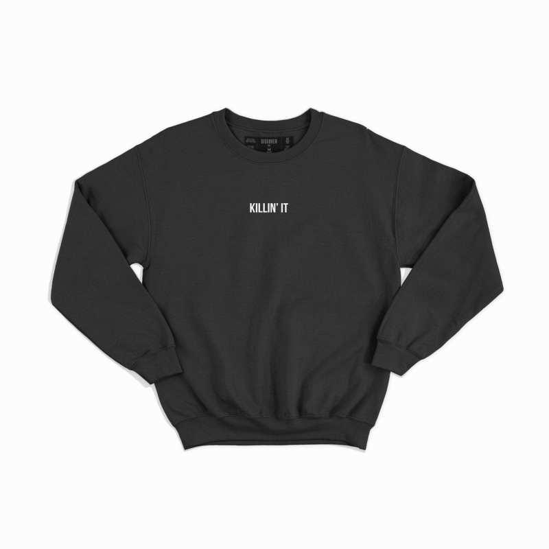 KILLINIT sweatshirts