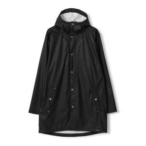 Tretorn black raincoat