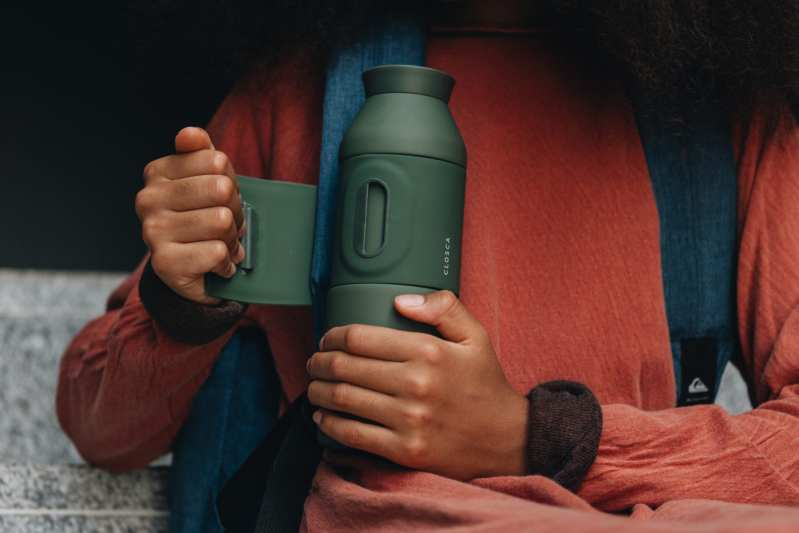 CLOSCA Wave bottle