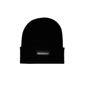 NOFUCKSGIVEN black beanie