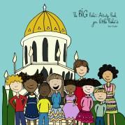 BIG Baha'i Activity Book for Little Baha'is - Baha'i Kids