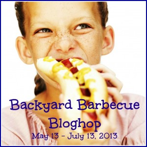 First Annual Backyard Barbecue Bloghop