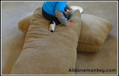 Preschooler - Infant Playgroup - Declaration of the Bab - Alldonemonkey.com