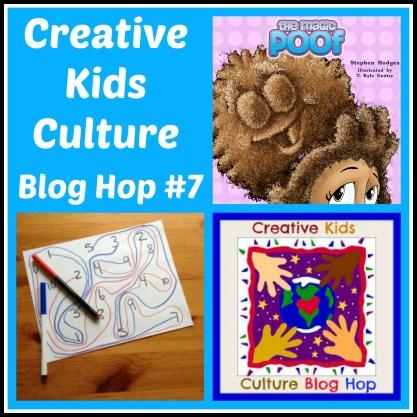 Creative Kids Culture Blog Hop #7 - Alldonemonkey.com