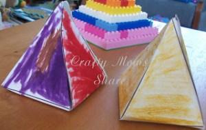 Egyptian Math - Crafty Moms Share on Creative Kids Culture Blog Hop - Alldonemonkey.com