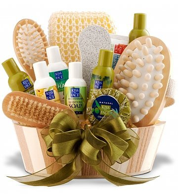 Kiss My Face Relaxation Gift Set
