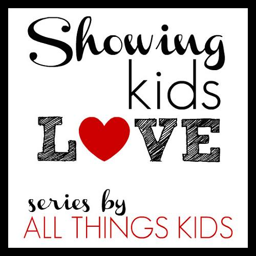 Showing Kids Love Series by All Things Kids