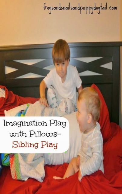 FSPDT - Imagination Play with Pillows