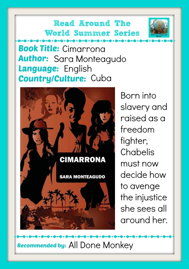 Cimarrona: YA Novel of A Young Woman Freedom Fighter in Nineteenth Century Cuba | Alldonemonkey.com