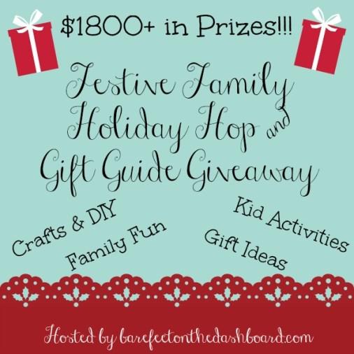 Festive Family Holiday hop