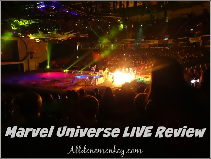 Marvel Universe LIVE Review | Alldonemonkey.com