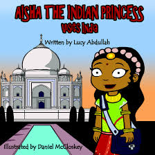 Aisha the Indian Princess Visits India