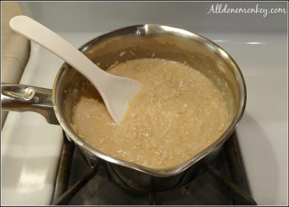 Coconut Oatmeal Pudding: Learning about Senegal {Around the World in  12 Dishes}   Alldonemonkey.com