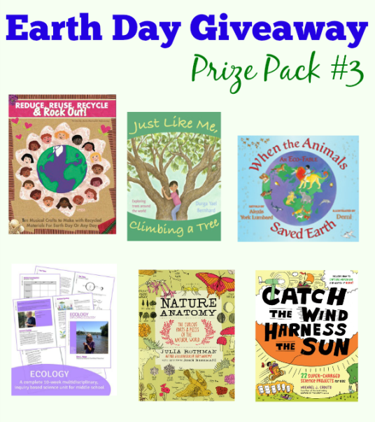 Earth Day Giveaway Prize Pack #3