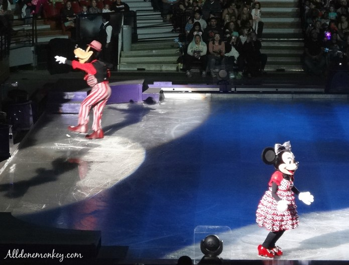 Disney on Ice Dare to Dream Review | Alldonemonkey.com